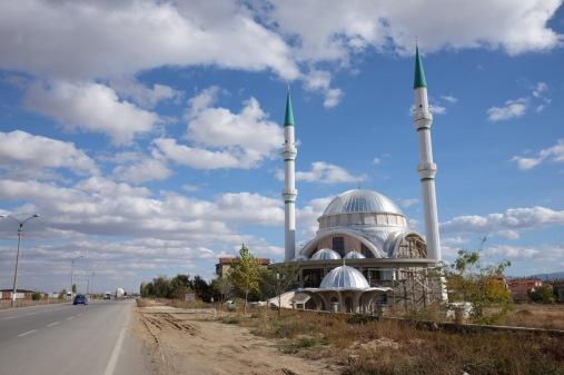 Moschee an der Hauptstraße