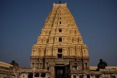 Sri-Virupaksha-Tempel in Hampi