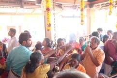 Maha-Shivaratri-Feierlichkeiten in Kerala
