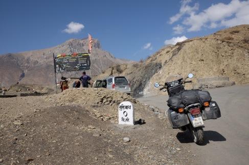 """Kilometer Null"": Angekommen in Muktinath"