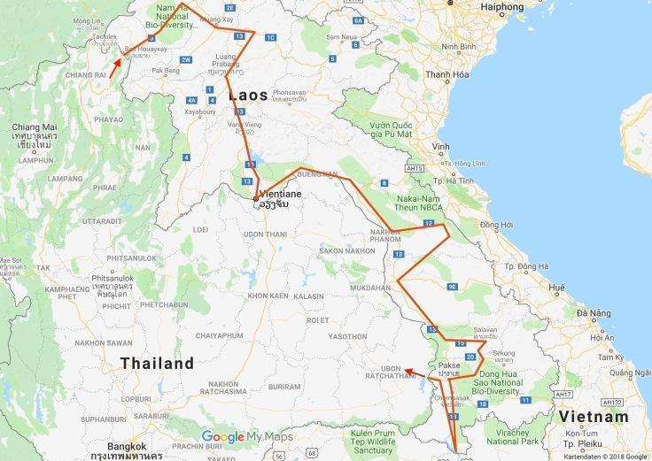 route laos (rough)